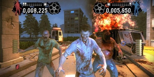 The House Of The Dead Overkill Extended Cut Review Wii Shoot
