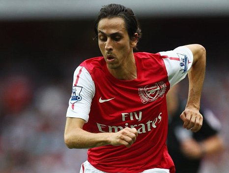 Yossi Benayoun congratulated Arsenal for their 'great win' over Chelsea (Picture: Getty Images)