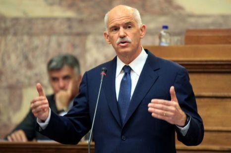 George Papandreou