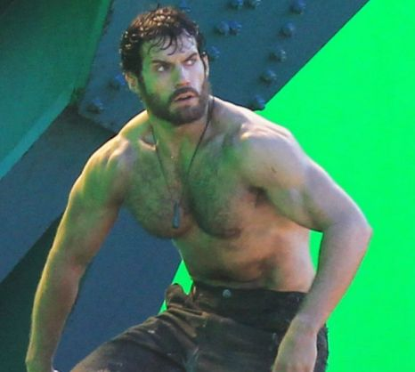Henry Cavill: Training for Immortals made me feel so ...