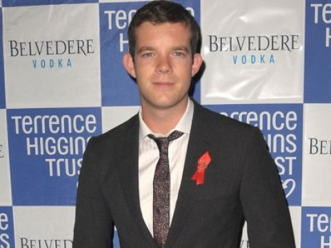 Russell Tovey doesn't look like Russell Tovey anymore