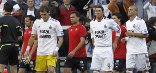 Real Madrid Andrea Cassano