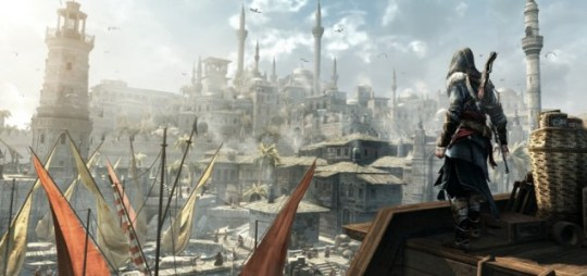 Assassin's Creed Revelations - another is already on the boil