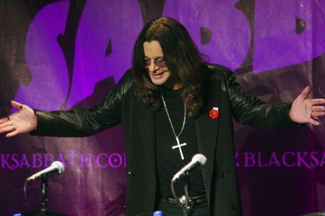 Ozzy Osborne, Black Sabbath