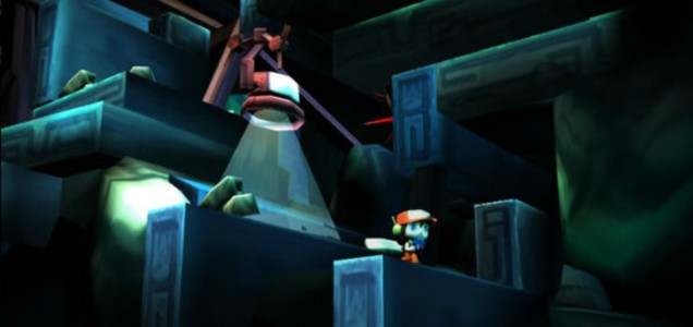 Cave Story 3D (3DS) - one-man army
