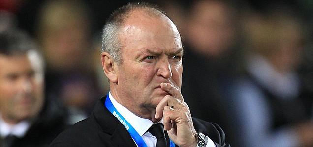 Graham Henry, New Zealand coach