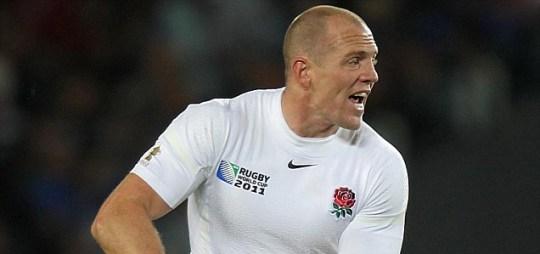 England's Mike Tindall