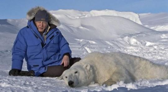 Sir David Attenborough, Frozen Planet