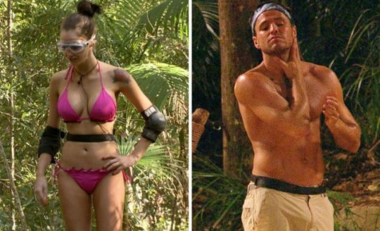 Jessica-Jane Clement, Mark Wright, I'm a Celebrity Get Me Out of Here