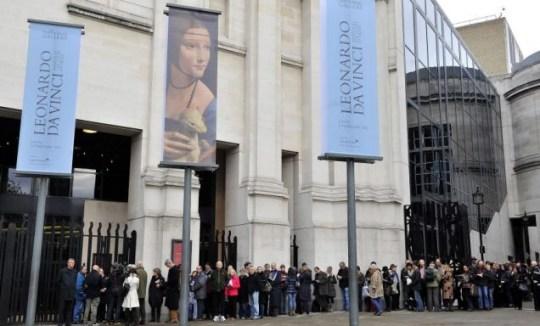 Leonardo da Vinci National Gallery