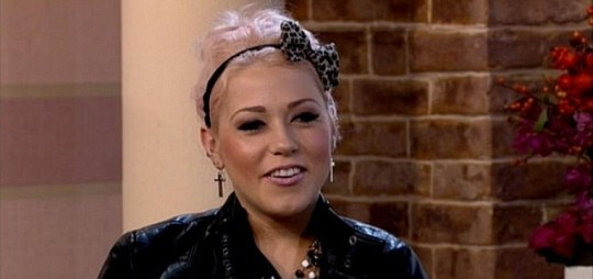 Amelia Lily This Morning