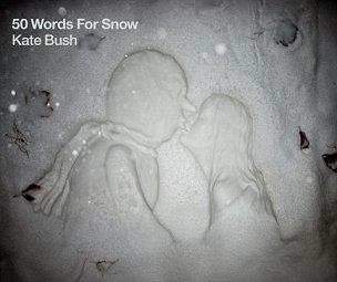 Kate Bush's new album, 50 Words For Snow