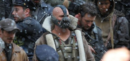 Tom  Hardy, Batman, Bane, The Dark Knight Rises