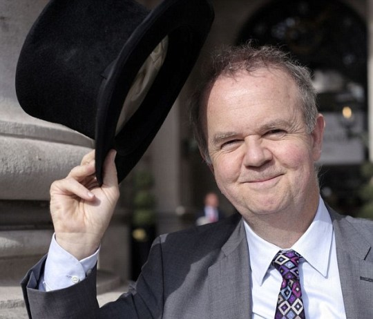 Ian Hislop: When Bankers Were Good