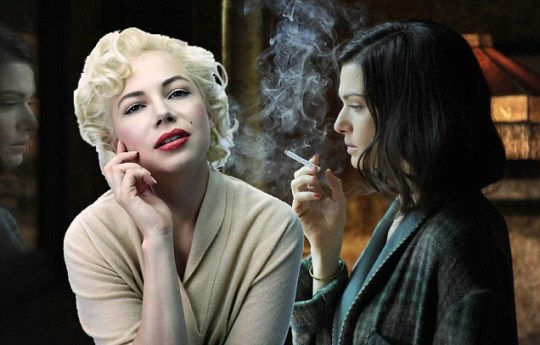 My Week With Marilyn v The Deep Blue Sea film face-off