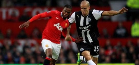 Man United v Newcastle