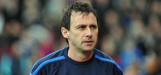 Crystal Palace manager Dougie Freedman