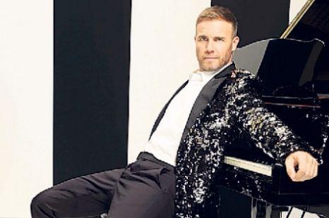X Factor judge Gary Barlow