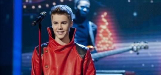 Justin Bieber X Factor
