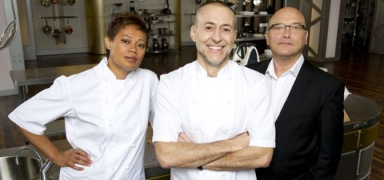 Masterchef: The Professionals heats up in the competition's final stages (Picture: BBC)
