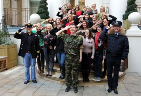 Gareth Malone, The Choir: Military Wives