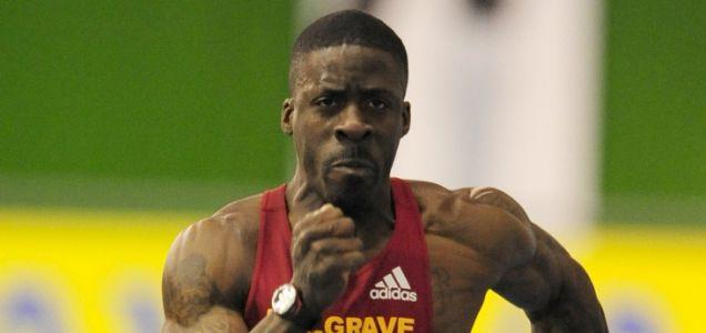 Olympics Dwain Chambers