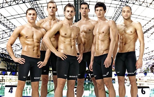 Michael Jamieson British swimmers