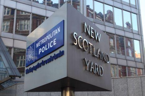 Scotland Yard, Waste and Metal Theft Taskforce.