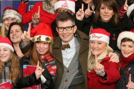 Gareth Malone, Military Wives