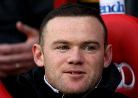 Wayne Rooney, hair transplant.