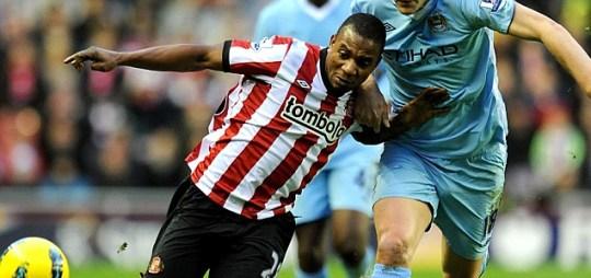 Sunderland's Stephane Sessegnon