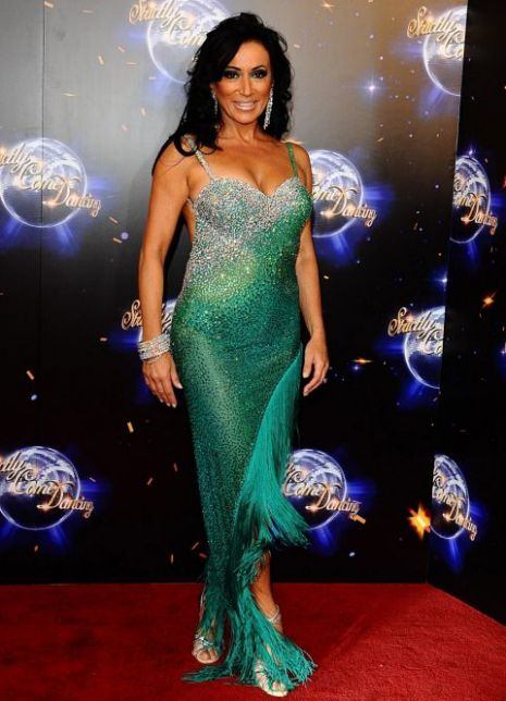 Nancy Dell'Olio strictly come dancing
