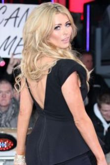 Nicola McLean bursts into the Celebrity Big Brother house