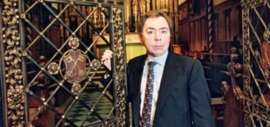 Andrew Lloyd Webber Jesus Christ Superstar