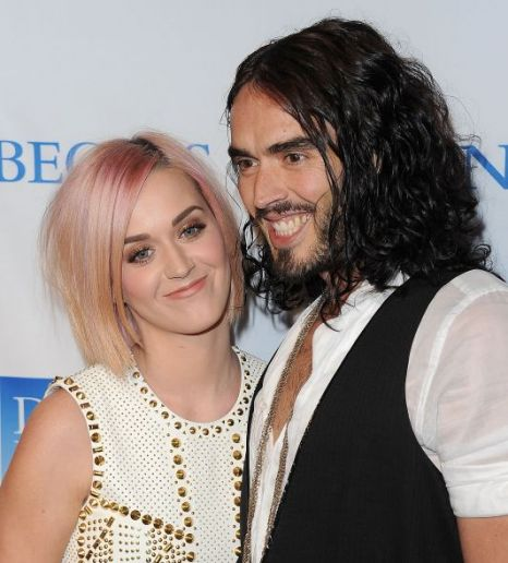 Katy Perry, Russell Brand, People's Choice Awards
