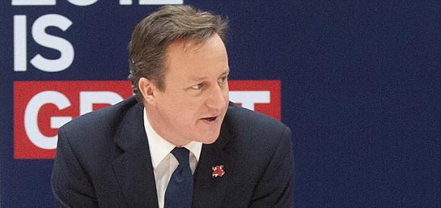 David Cameron, Leveson Inquiry