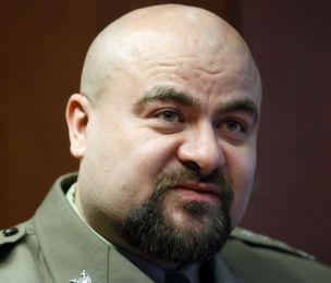 Colonel Mikolaj Przybyl, suicide.
