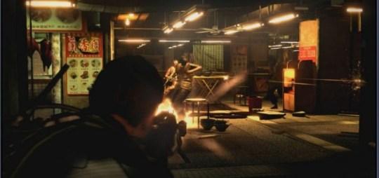 Resident Evil 6 - Call Of Duty: Zombie Warfare?