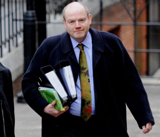 BBC director-general Mark Thompso