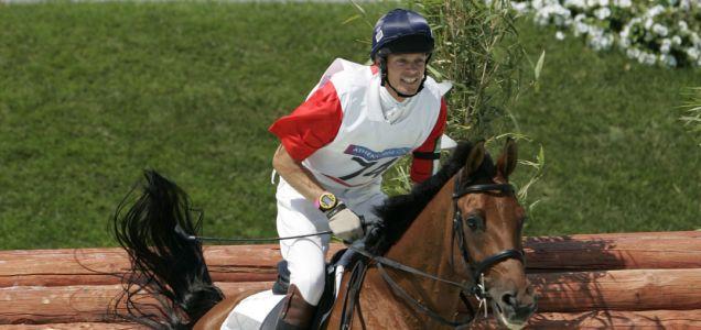 London 2012 Olympics equestrian eventing William Fox-Pitt
