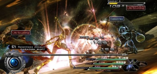 Final Fantasy XIII-2 review – Lightning strikes | Metro News