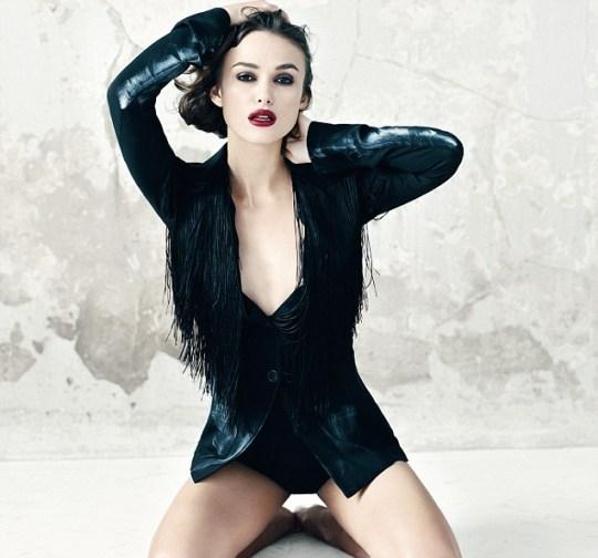 Keira Knightley GQ Magazine