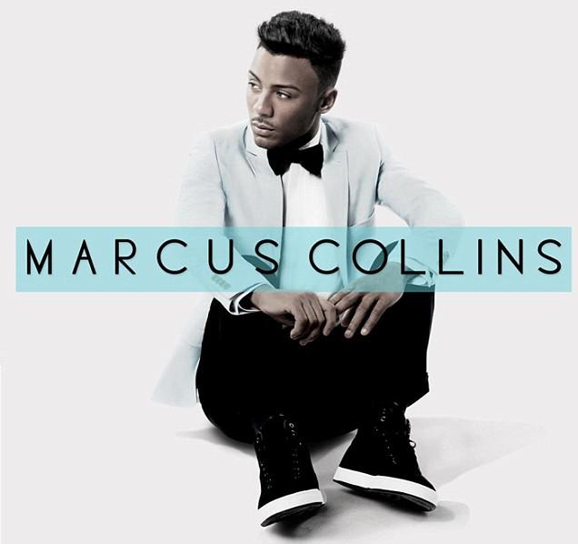 Marcus Collins' album artwork