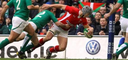 Jonathan Davies Six Nations rugby Ireland Wales