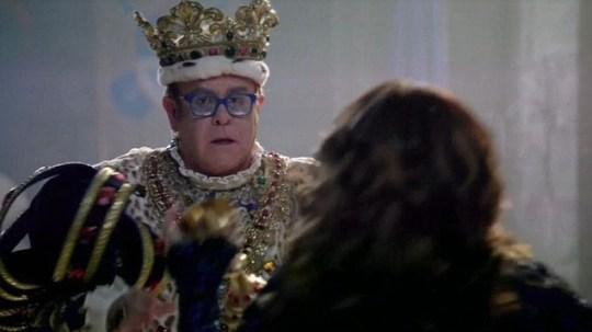 Elton John Superbowl Pepsi ad