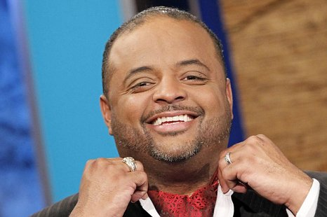 CNN said Roland Martin will be off air 'for the time being' following the tweets (Picture: AP)