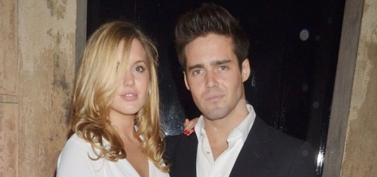 Caggie Dunlop and Spencer Matthews' relationship may no longer dominate Made In Chelsea