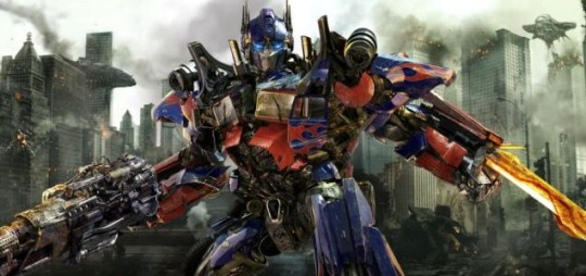 Transformers 4, Michael Bay