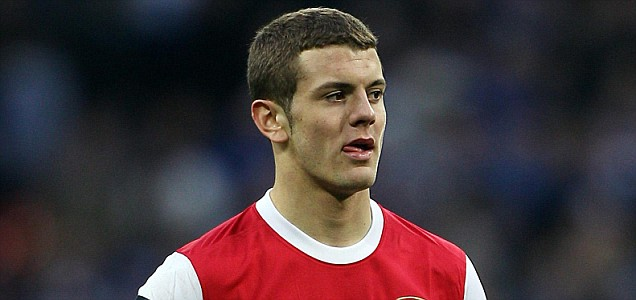 Arsenal Jack Wilshere Premier League