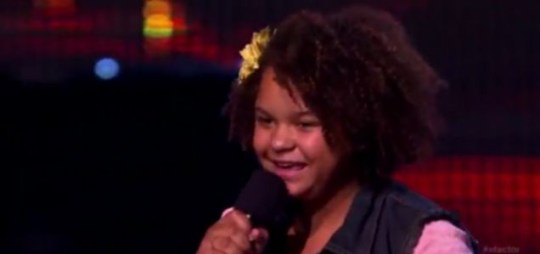 X Factor USA contestant Rachel Crow lands TV and record